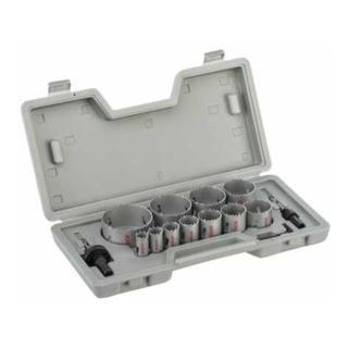 Bosch Lochsägen-Set HSS-Bimetall, 19 - 57, 64, 76 mm