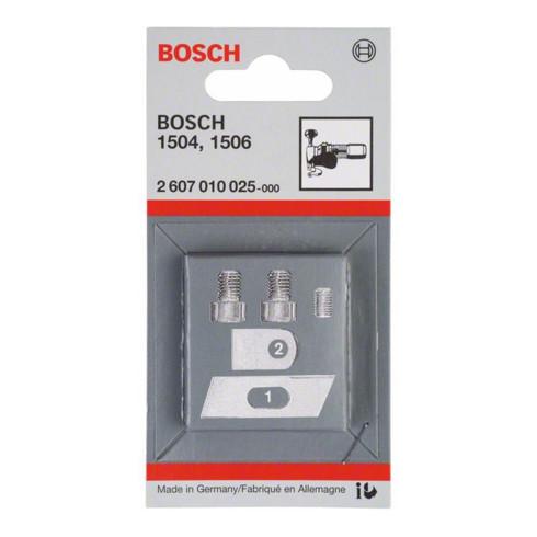 Bosch Messer-Set für Blech- und Universalscheren 5-teilig GSC 2,8
