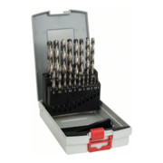 Bosch Metallbohrer-Set HSS-G ProBox 19-teilig DIN 338 135° 1-10 mm