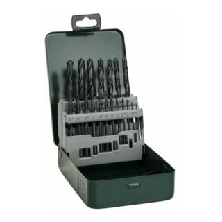 Bosch Metallbohrer-Set HSS-R, 19-teilig