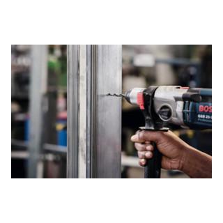 Bosch Metallspiralbohrer HSS PointTeQ DIN 338