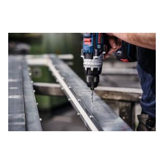 DIN 338 14,5 mm Bosch Metallspiralbohrer HSS PointTeQ mit reduziertem Schaft
