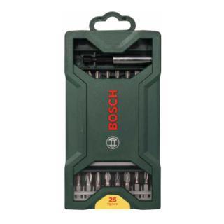 Bosch Mini-X-Line-Schrauberbit-Set