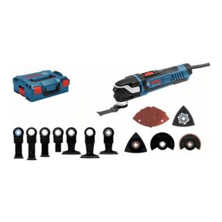 Bosch Multi-Cutter GOP 40-30 mit Zubehör L-BOXX