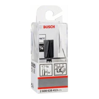 "Bosch Nutfräser 1/4"""