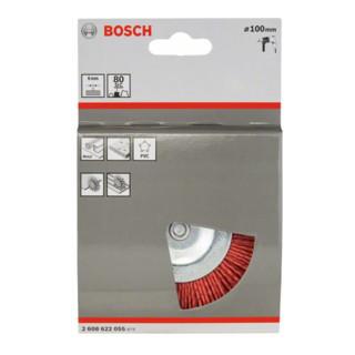 Bosch Nylon-Scheibenbürste mit Korund