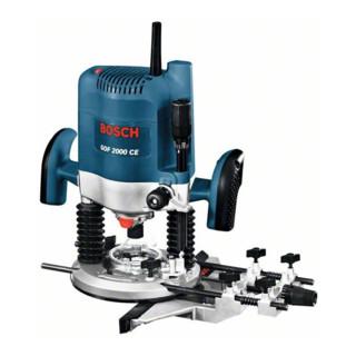 Bosch Oberfräse GOF 2000 CE mit L-BOXX