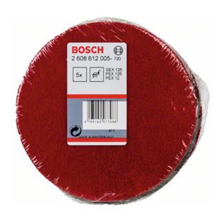 Bosch Klett-Polierfilz für Exzenterschleifer