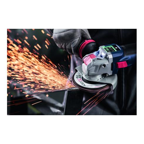 Bosch Professional Fächerschleifscheibe X-LOCK, Bohrung, abgewinkelt