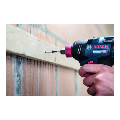Bosch Professional Impact Control Schrauberbit set Pick and Click Phillips und Pozidriv 25 mm 8 tlg.