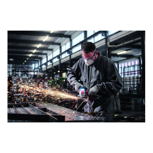 Bosch Professional Schruppscheibe Expert for Metal für Metall, X-LOCK