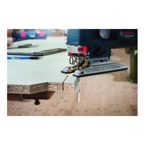 Bosch Professional Stichsägeblätter Wood and Metal Basic set für Holz und Metall 10 tlg