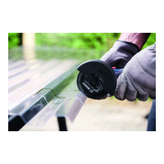 Bosch Professional Trennscheibe Carbide Multi Wheel Durchmesser 76 mm, Bohrung Durchmesser 10 mm