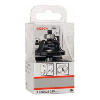 Bosch Profilfräser B 8 mm R1 6,3 mm B 12,7 mm L 17 mm G 61 mm