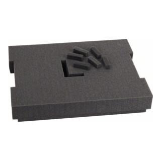 Bosch Rasterschaumstoffeinlage für L-BOXX 102, BxHxT 405 x 50 x 315 mm
