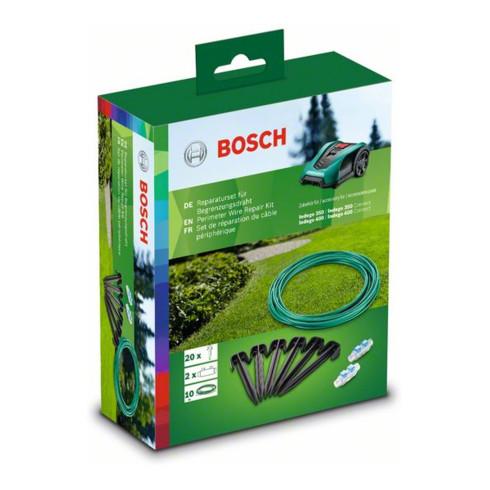 Bosch Reparatursatz für Begrenzungsdraht, für Roboter-Rasenmäher