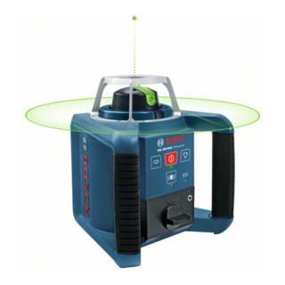 Bosch Rotationslaser GRL 300 HVG, mit Baustativ BT 300 HD und Messlatte GR 240