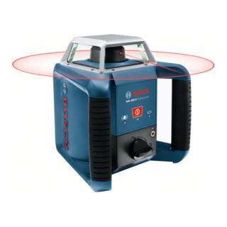 Bosch Rotationslaser GRL 400 H, mit Baustativ BT 170 HD und Messlatte GR 240