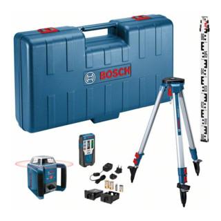 Bosch Rotationslaser GRL 400 H Set