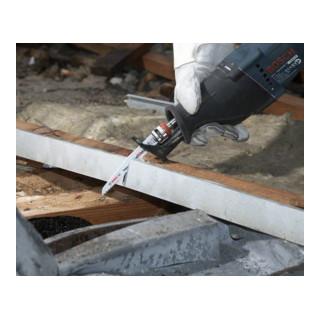 Bosch Säbelsägeblatt S 1111 DF, Heavy for Wood and Metal