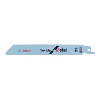 Bosch Säbelsägeblatt S 922 AF, Flexible for Metal