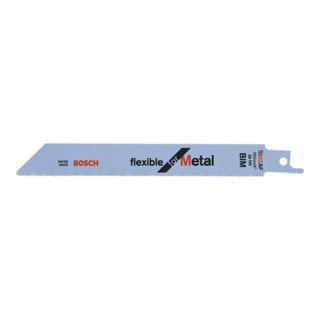 Bosch Säbelsägeblatt S 922 AF, Flexible for Metal