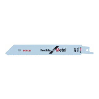 Bosch Säbelsägeblatt S 922 AF Flexible for Metal