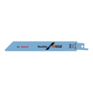 Bosch Säbelsägeblatt S 922 BF, Flexible for Metal