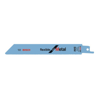 Bosch Säbelsägeblatt S 922 BF, Flexible for Metal