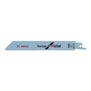 Bosch Säbelsägeblatt S 922 BF Flexible for Metal