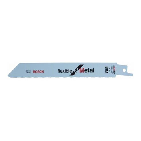 Bosch Säbelsägeblatt S 922 EF, Flexible for Metal