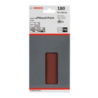 Bosch Schleifblatt C430, 8 Löcher