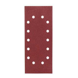Bosch Schleifblatt C470, 14 Löcher, gespannt, 115 x 280 mm,100