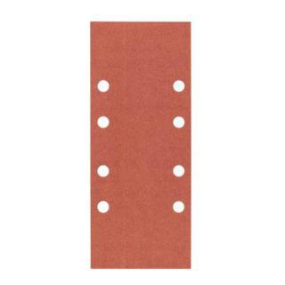 Bosch Schleifblatt C470, 8 Löcher, gespannt, 93 x 230 mm, 180
