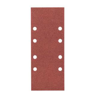 Bosch Schleifblatt C430, 8 Löcher, gespannt, 93 x 230 mm,120
