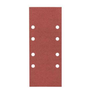 Bosch Schleifblatt C430, 8 Löcher, gespannt, 93 x 230 mm,180