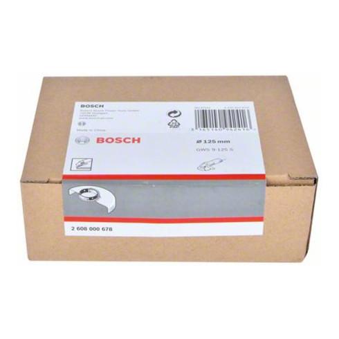 Bosch Schleifschutzhaube für GWS 9-125, GWS 9-125 P; GWS 9-125 S Professional, 125 mm