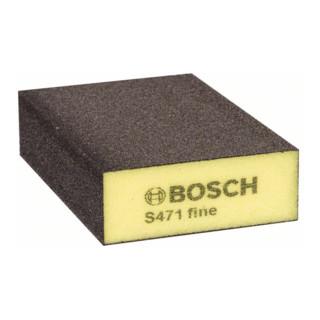 Bosch Schleifschwamm S471 Best for Flat and Edge 68 x 97 x 27 mm fein
