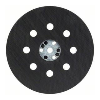 Bosch Schleifteller mittel, 125 mm, für PEX 12, PEX 12 A, PEX 125