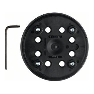 Bosch Schleifteller mittel, 125 mm, für PEX 270 A, PEX 270 AE