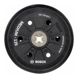 Schleifteller Multiloch mittel, 125 mm