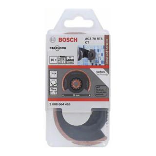 Bosch Schmalschnitt-Segmentsägeblatt ACZ 70 RT5 2608661692