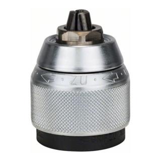 Bosch Schnellspannbohrfutter verchromt 1,5 bis 13 mm 1/2 bis 20 Zoll
