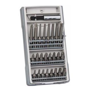 Bosch Schrauberbit-Set, 25 mm, 49 mm, mit Bitholder