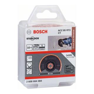 Bosch Segmentsägeblatt ACZ 85 RT, HM-RIFF, 85 mm