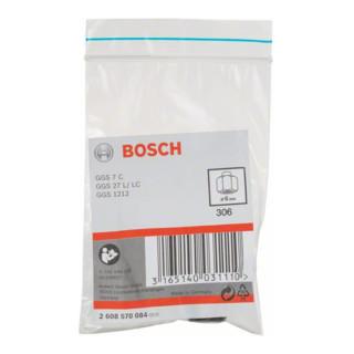 Bosch Spannzange mit Spannmutter 6 mm für Bosch-Geradschleifer