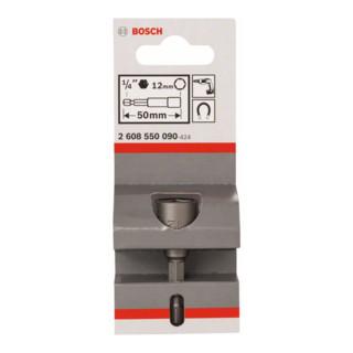 Bosch Steckschlüssel mit Magnet metrisch