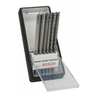 Bosch Stichsägeblatt-Set Robust Line Metal Profile, T-Schaft