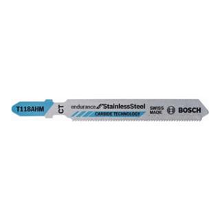 Bosch Stichsägeblatt T 118 AHM, Special for Inox