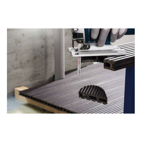 Bosch Stichsägeblatt T 301 CHM Clean for Solid Surface